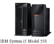 IBM System i5 Model 550